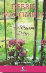 la maison d'hôtes,debbie macomber,editions charleston,lectrice charleston