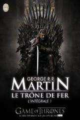 le trône de fer,george r.r. martin