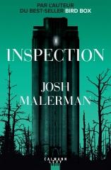 inspection,bird box,josh malerman,halloween,horreur,roman qui fait peur