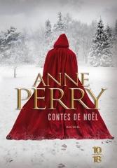 anne perry,la détective de noël,10 18,pitt,contes de noël,challenge anne perry