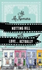 notting hill with love actually,ali mcnamara,milady,mois anglais,challenge god save the livre