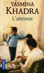 l'attentat,yasmina khadra,pocket