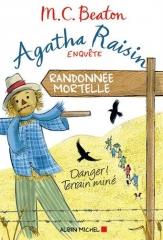 agatha raisin,m. c. beaton,randonnée mortelle,littérature anglaise,cotswolds