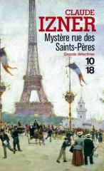 claude izner,quais du polar,policier,libraire,paris,début du siècle,mystère rue des saints-pères,victor legris