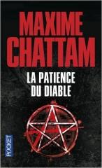 la patience du diable,maxime chattam,thriller,ludivine vancker