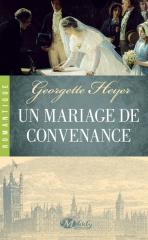 un mariage de convenance,georgette heyer,milady romance