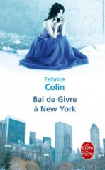 bal de givre à new york, fabrice colin