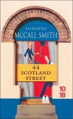 44 Scotland street, alexander mccall smith, le livre du dimanche, books are my wonderland