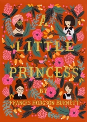 a little princess,puffin in bloom,penguin,frances hodgson burnett,anna bond,rifle paper co