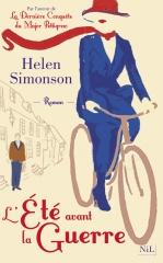 l'été avant la guerre, helen simonson, roman british