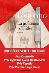 la goûteuse d'hitler, hitler, Rosella posterino, 39-45, seconde guerre mondiale, Albin Michel