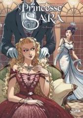 princesse sara,audrey alwett,moretti,duclos,lavinia,tome 7