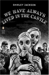 lecture d'halloween, roman noir, shirley jackson, we have always lived in the castle, nous avons toujours vécu au château