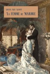 la femme de marbre, Louisa May Alcott, finitude, littérature américaine, roman feuilleton