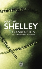 frankenstein, Mary Shelley, frankenstein ou la promethée moderne, livre audio, audible, roman gothique, lecture d'halloween