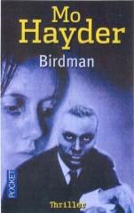 birdman,mo hayder,thriller,policier