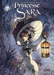 princesse sara,princesse sarah,audrey alwett,bande-dessinée,retour aux indes,bas les masques