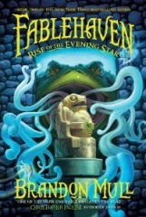 fablehaven, brandon mull, rise of the evening star, grip of the shadow plague