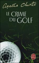 le crime du golf, agatha christie, hercule poirot, les livres de george, challenge, le livre du dimanche, books are my wonderland