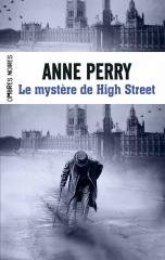 le mystère de high street,anne perry,nouvelle,ombres noires,monty danforth