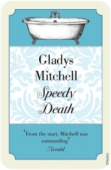 speedy death, gladys mitchell, cosy mystery