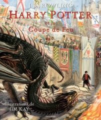 Harry potter,saga harry potter,harry potter et la coupe de feu, Cedric diggory,j.k. rowling, jim kay, Harry Potter illustré