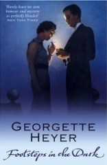 footsteps in the Dark, georgette heyer, roman, policier victorien