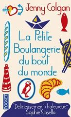 la petite boulangerie du bout du monde, jenny colgan, feelgood book, boulangerie, recette
