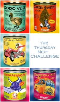 the thursday next challenge, jasper fforde