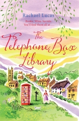 the telephone box library, rachael Lucas, feelgood book, Sarah McMenemy