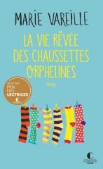 la vie rêvée des chaussettes orphelines, Marie Vareille, feelgood book, livre doudou, charleston