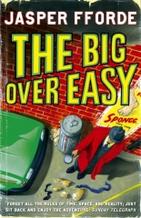 jasper fforde,the big over easy,thursday next