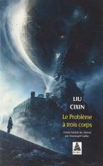 le problème à trois corps, liu cixin, auteur chinois, hard science-fiction