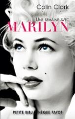 marilyn monroe,colin clark,une semaine avec marilyn,film