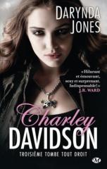 charley davidson,milady,darynda jones,troisième tombe tout droit,reyes