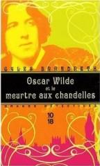 Oscar Wilde et le meurtre aux chandelles, oscar wilde,gyles brandreth
