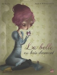la belle au bois dormant,adolie day,le livre du dimanche,books are my wonderland
