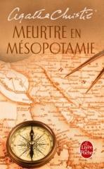 meurtre en mésopotamie,agatha christie,hercule poirot