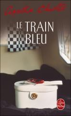 le train bleu,agatha christie,challenge agatha christie,les livres de george,hercule poirot