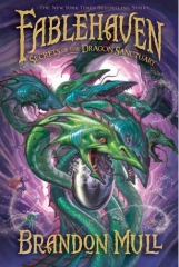 brandon mull, fablehaven, secrets of the dragon sanctuary