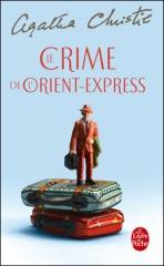 le crime de l'orient express,agatha christie,hercule poirot,détective belge,policier,saga hercule poirot