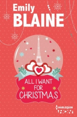 all i want for christmas,emily blaine,noël,harlequin