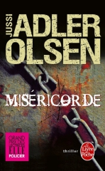 misericorde, jussi adler-olsen, audible, livre audio, polar, thriller, policier danois, polar du froid