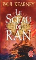 le sceau de ran, paul kearney, le livre du dimanche, books are my wonderland, livraddict, livre de poche