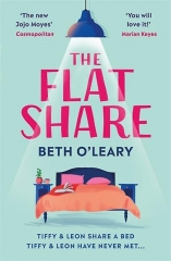 the flat share,beth o'leary,lire en anglais,feelgood book,à moi la nuit toi le jour