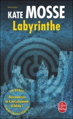 labyrinthe,sépulcre,kate mosse,cathares,carcassone