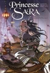 princesse sarah,princesse sara,bande dessinée,bd,le livre du dimanche,books are my wonderland,nora moretti,claudia boccato,audrey alwett