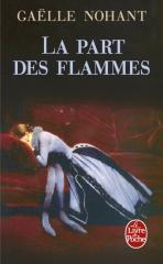 la part des flammes,gaëlle nohant,le livre de poche,salon du livre