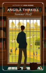 summer half,barchester chronicles,angela thirkell,virago modern classics,littérature anglaise