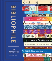 bibliophile,jane mount,book about books,an illustrated miscellany
